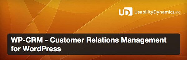 WP-CRM – Customer Relations Management for WordPress