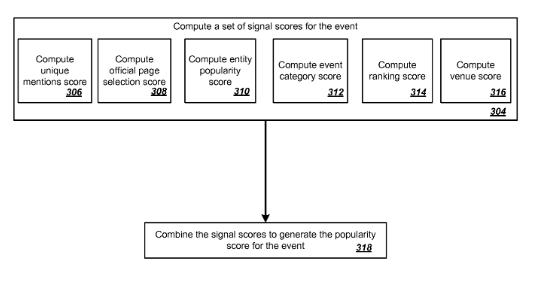 event classification signals