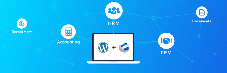 WP ERP – HRM, CRM & Accounting Solution For WordPress