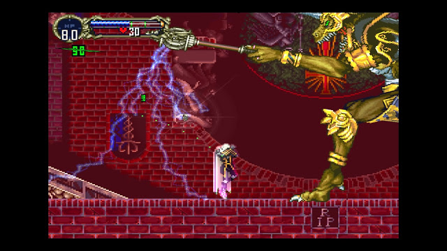 castlevania symphony of the night review