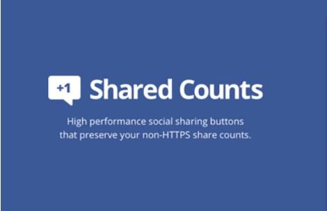 Mandatory WordPress Plugins and Tools - Shared Counts
