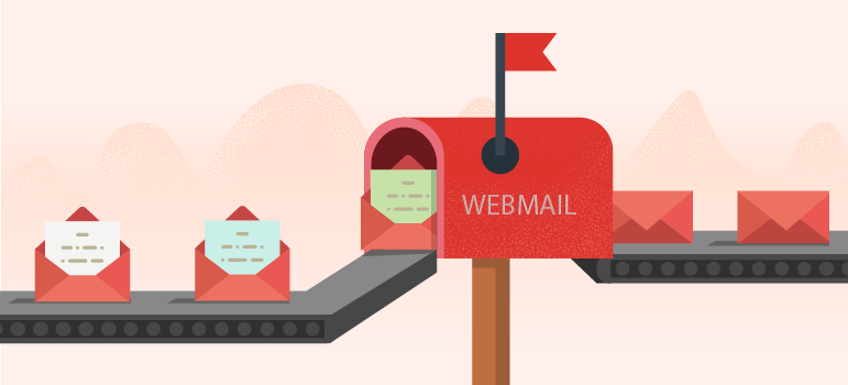 What Is Web Hosting - Webmail