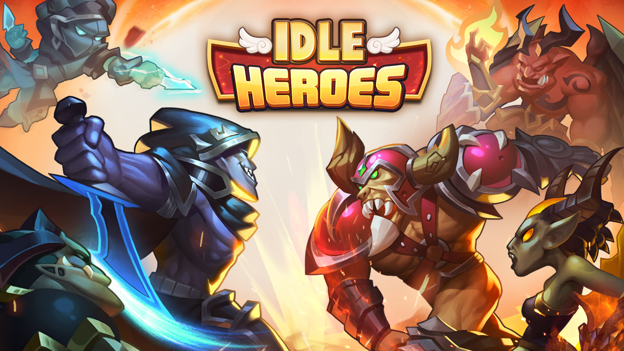 Play Idle Heroes - The world's leading tactical Game - Idle