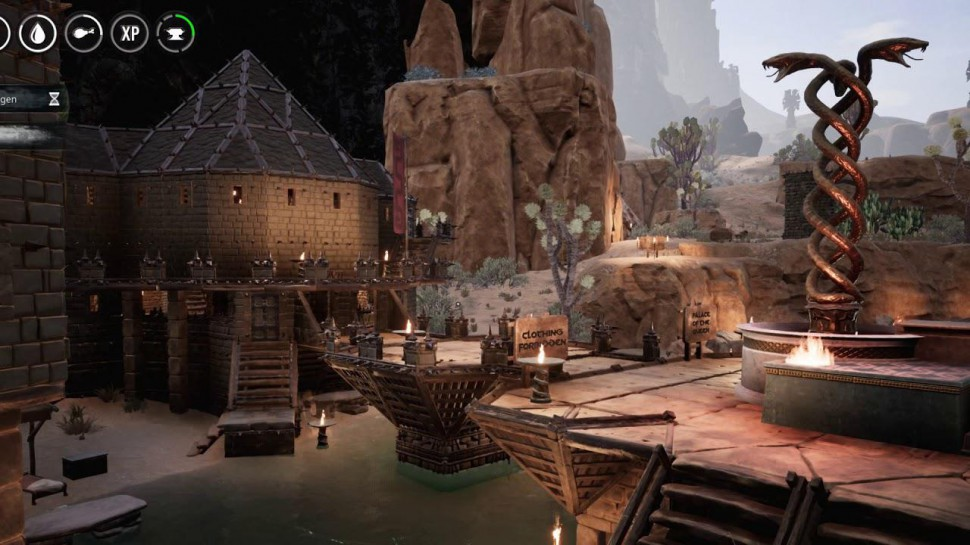 Conan Exiles Best Northern Base Location