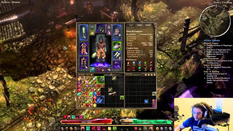 Grim Dawn Item Guide