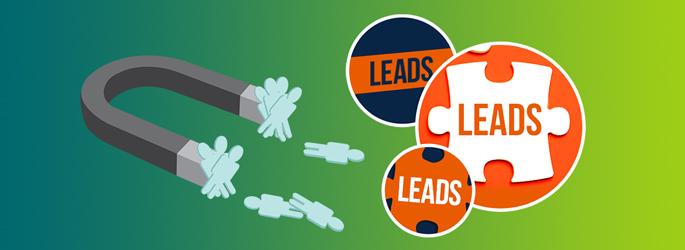 Lead generation header image