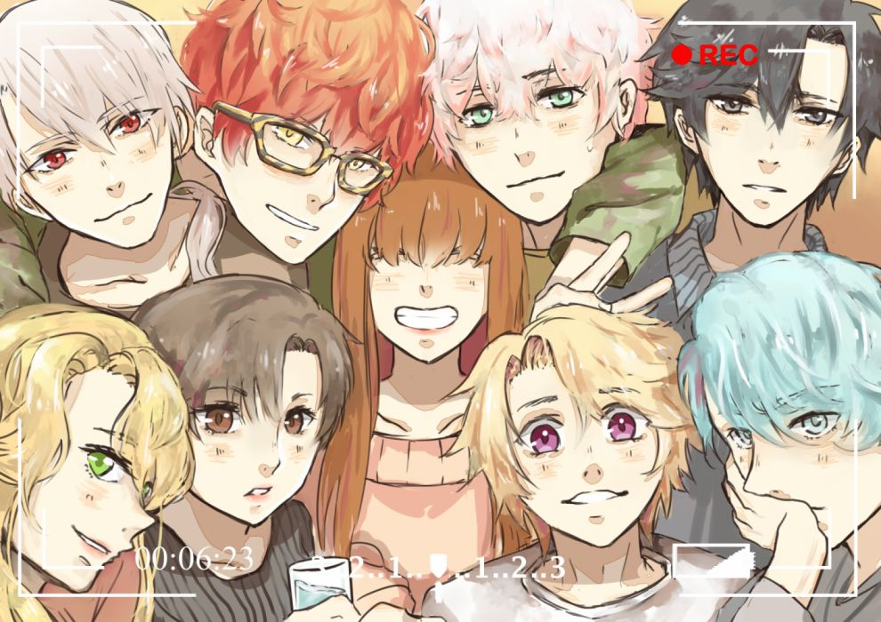 Guests in Mystic Messenger - How to unblock them