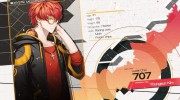 Seven in Mystic Messenger - How to seduce and conquer it