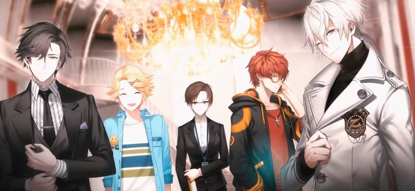 Open Chat Timings in Mystic Messenger
