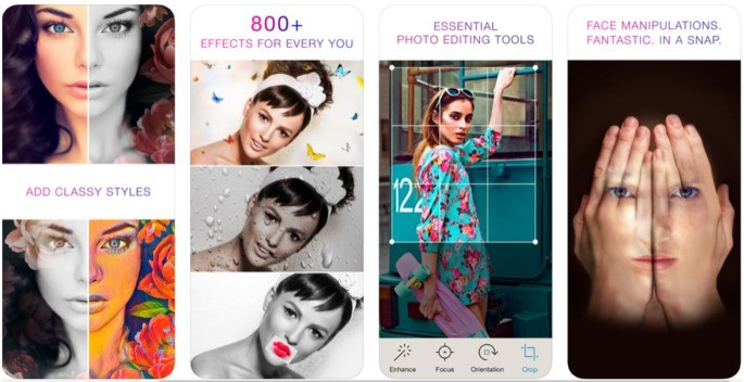 7. Photo Lab photo editor, art and effects