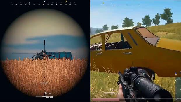 Sniper and Dmr PUBG Armament
