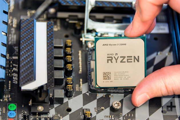 Intel vs AMD Gaming