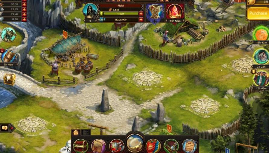 Vikings War of Clans Tricks