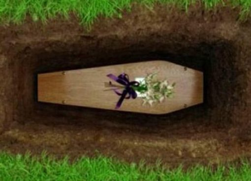 What does it mean to dream of a coffin