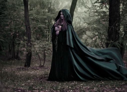 What does it mean to dream of witches