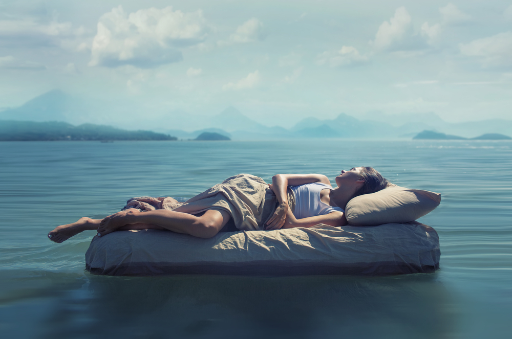 What it means to dream of water