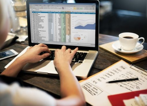 What is a Microsoft Excel spreadsheet?