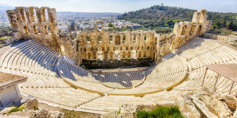 Greek Theater: Origin, Representatives and Characteristics