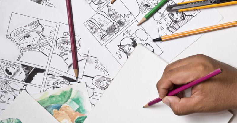 Cartoon genre