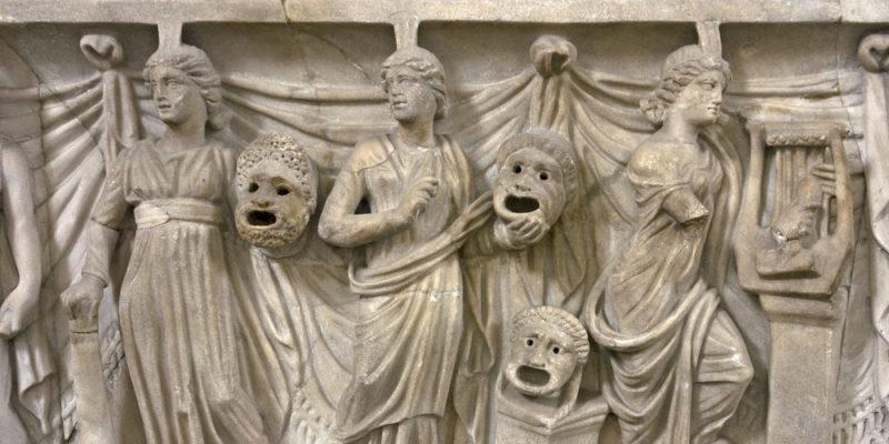 Characteristics of the Greek theater