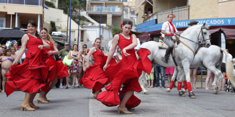 Festivals and traditions of Spain