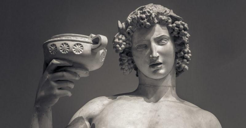 Origin of Greek theater
