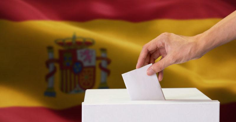 Political organization of Spain